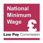 Logo for National Minimum Wage