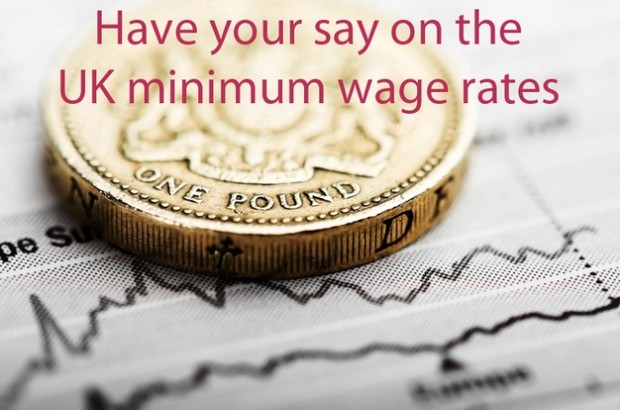 UK minimum wage rates - Low Pay Commission